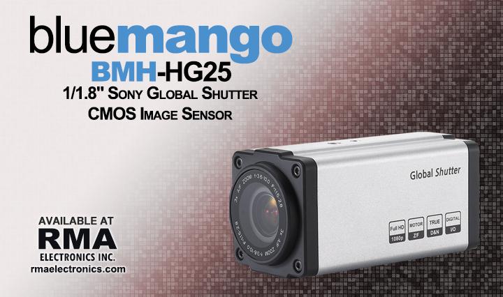Blue Mango BMH-HG15 1/1 8″ Full HD Global Shutter CMOS